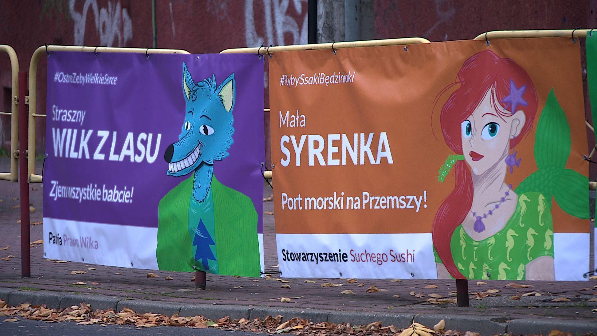 Teatr Dla Dzieci Odpowiada Na Plakaty Wyborcze